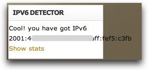 Ipv6 design