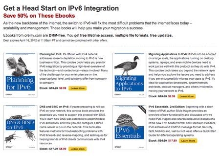 Oreilly ipv6 ebooks